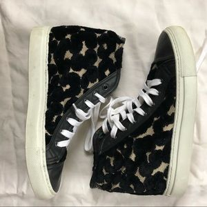 Shoes - Studswar Wedged Sneakers